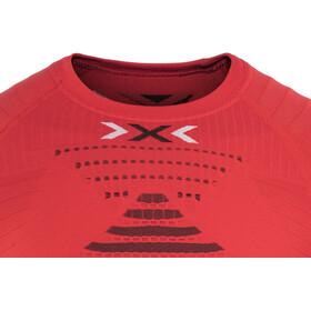 X-Bionic Effektor Running Power Shirt LS Men Flash Red/Black